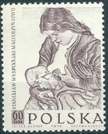 Poland - 1959 - Paintings By Polish Artists - 60g MH - Scott#851 - 1944-.... Republiek