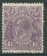 Australien 1928 König Georg V. 77 II Die II Gestempelt - 1913-36 George V: Heads