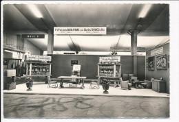 Carte ( Format 15 X 10,5 Cm ) De Tosse Salon De L' Embouteillage 1958 Manufacture De Bouchons Charles Duvicq Recto Verso - France