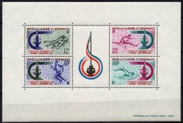 POLYNESIE - Bloc Neuf Des Jeux Du Pacifique Sud - Blocs-feuillets