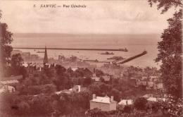 ALTE AK  SANVIC / Dep. S.-M.   - Vue Generale -  Ca. 1910 - France