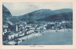 1060 - SALUTI DA LAVENO LAGO MAGGIORE PANORAMA INIZI 1900 - Varese