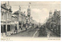 (815) New Zealand (very Old Postcard) - Wanganui - New Zealand