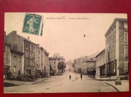 42 Loire BOURG ARGENTAL Route De St SAINT ETIENNE - Bourg Argental