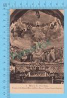 Algerie Mission Pere Blancs ( Fresque De La Maison Mère )   POSTCARD 2 SCANS - Algérie