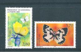 Timbre D´andorre Francais De 1995  N°462/63  Neuf ** Parfait - Andorre Français