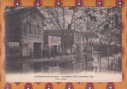 1 Cpa - 40 - Peyrehorade Inondation Du 27 Novembre 1928 - Peyrehorade