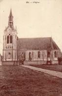 CPA - OLLE (28) - Vue Sur L'Eglise - Autres Communes