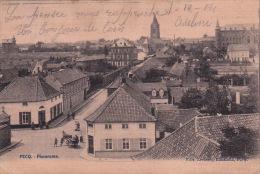 Pecq 16: Panorama 1904 - Pecq