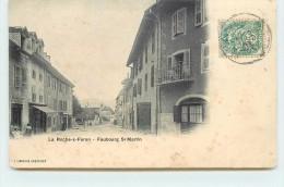 LA ROCHE SUR FORON - Faubourg Saint Martin - France