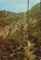 Italai - Cartolina , circolato nel 1981  -  Campo di Giove - Scorcio del Monte Coccia - 2/scans