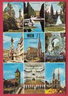 169120 / Vienna Wien -  SPANISCHE REITSCHULE , RUPRECHTSKIRCHE , MONUMENT COMPOSER STRAUSS , PESTSAULE Austria Österreic - Wien