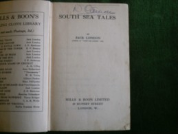 South Sea Tales By Jack London - Old Books