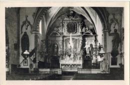ROQUEFEUIL Aude : L'église Rétable  XVIème Siècle Classé Monument Historique - Lieu Pieux - France