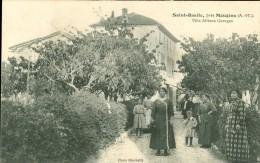 06 - Mougins,  Villa Allione Georges, Saint Basile
