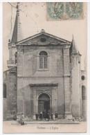 MAILLANE (MAIANO) L' Eglise  (77200) - France