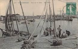 29 - Concarneau - Vue Sur Le Port - Concarneau
