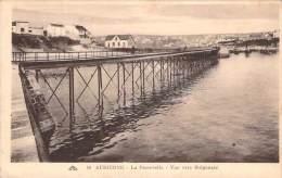 29 - Audierne - La Passerelle, Vue Vers Bulgoazec - Audierne