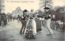 29 - Danse Bretonne - Le Jambadao, 1re Figure - France