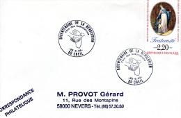 CREIL, 60 : TàD 1989 Bicentenaire De La Révolution - Fête Des Associations - FDC
