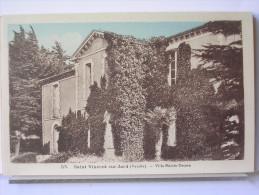 85 - SAINT VINCENT SUR JARD - VILLA MARTIN DECAEN - Frankreich