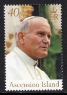 ASCENSION. 2005 POPE JOHN PAUL II COMMEMORATION MNH. - Ascensione