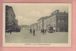 OLD POSTCARD  ITALIA ITALY     MODENA TRAM - Modena