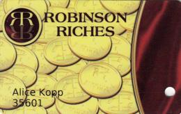 Robinson Rancheria Casino - Robinson Riches - Nice - California - USA