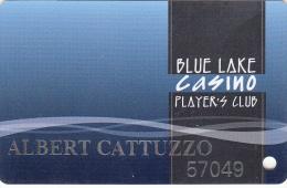 Blue Lake Casino - Player's Club - Blue Lake - Calfornia - USA