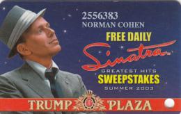 Trump Plaza Casino - Sinatra - Atlantic City - USA