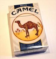 Tabacco Pacchetto Di Sigarette HAWAII - CAMEL BLUE Da  20 Pezzi In Condizioni Perfette - Contenitori Di Tabacco (vuoti)