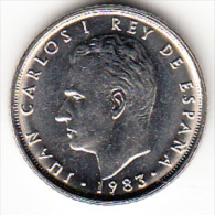 ESPAÑA 1983. JUAN CARLOS 10 PESETAS. SIN CIRCULAR  VER FOTO.CN 4300 - [ 5] 1949-… : Royaume