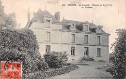 ¤¤  -  491  -  LA GARNACHE   -   Chateau De Bel-en-Ton De Mr Hugues    -   ¤¤ - France