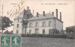 ¤¤  -   681   -   LES ESSARTS    -   Chateau GUYET    -   ¤¤ - Les Essarts
