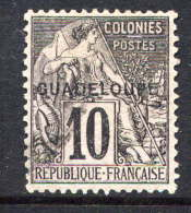 GUADELOUPE - N° 18° - TYPE ALPHEE DUBOIS - Unused Stamps