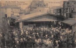 ¤¤  -    21  -  La Vendée Maraîchine   -  En Foire De CHALLANS    -  Marché    -   ¤¤ - Challans