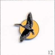 Pin´s - Animaux - Oiseaux / Ibis. Est. Tosca. Zamac. T218-12 - Animaux