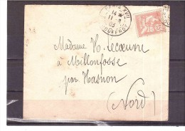 Lettre Type   Mouchon *FRANCE*  328 - France