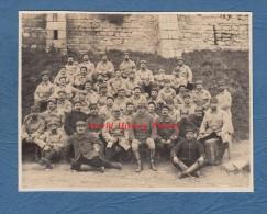 Photo Ancienne - Groupe De Poilu Du 246e Régiment - Voir Uniforme - Oorlog, Militair