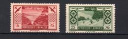 GRAND LIBAN : PA . N� 55/56 ** . 1936 . TB . LUXE .