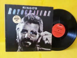 "Ringo Starr""33t Vinyle""Ringo'S Rotogravure"" - Collector's Editions"