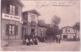 IS-sur-TILLE - sans l�gende ( H�tel du Chalet -