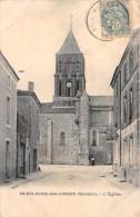 ¤¤  -    SAINT-HILAIRE-des-LOGES    -  L'Eglise     -   ¤¤ - Saint Hilaire Des Loges