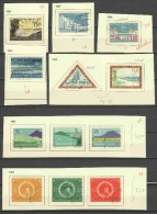 Netherlands Antilles 1954-1957 Collection Canceled