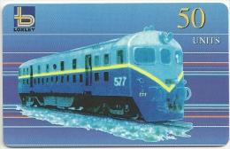 Korea, North - (NEAT & T) 50 Units North Korean Dieseltrain 577, 1LOXIYD, 5.500ex, Mint - Korea, North