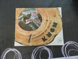 Publicité  Meuble   Kuom  Rantigny  Oise - France