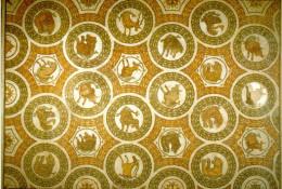 Mosaique Avant-trains D´animaux IVe S.ap.J.C Thuburbo Majus - Monuments