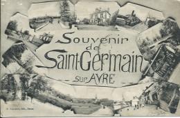 SOUVENIR - SAINT GERMAIN SUR AVRE - Lyons-la-Forêt