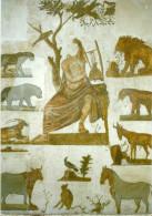 Orphée Charmant Les Animaux IIIè S.ap.J.C.Oudhna Antique Uthina - Tunisia