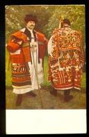 Antichi Costumi Magiari (Da L'art Pop. Hongrois) / Postcard Not Circulated - Europe